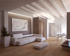 home decor ideas living room Villino Bifamiliare - Picture gallery Modern Master Bedroom, Master Bedroom Design, Interior Design Living Room Warm, Living Room Designs, Simple Living Room, Home And Living, Casa Loft, Warm Home Decor, New Homes