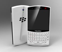 BB10 QWERTY Concept Phone