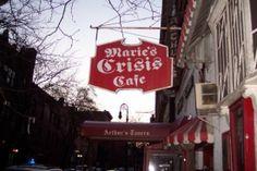 Marie's Crisis, New York City - Restaurant Reviews - TripAdvisor