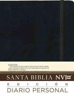 Santa Biblia/ Holy Bible: Nueva Version Internacional, Edicion Diario Personal/ Journal Edition