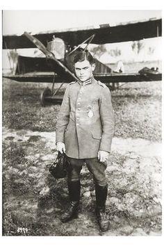 WW1 Flieger Ltn. Klimke German Ace