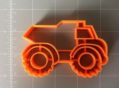 If you have a custom shape or logos in mind please contact us for your unique custom orders. This listing is for Dump Truck Cookie Cutter. Great sizes to make cookies for any fun occasions. The depth