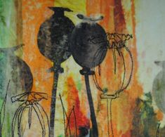 Gallery | Jenny O'Leary Textiles Fine Art Textiles, Gallery, Painting, Roof Rack, Painting Art, Paintings, Painted Canvas, Drawings