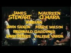 """Mr. Hobbs Takes a Vacation"" (1962) Trailer (James Stewart, Maureen O'Hara, Fabian)"