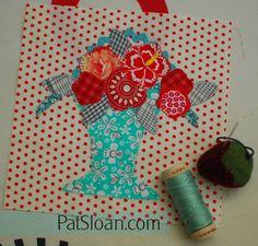 Pat sloan splendid sampler block 38 pic