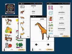 """PICTOSON, GANADORA DEL PREMIO """"APPS TO EMPOWER"""" (http://appstoempower.org/).   Pictoson (http://www.pictoson.com/) es una herramienta multingüe para la comunicación aumentativa y alternativa que contiene un repertorio de palabras y pictogramas de ARASAAC, organizados por categorías y traducidos a 22 idiomas. Es de acceso libre para todos y la podéis descargar desde la Play Store."""