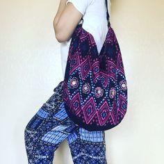 • Pink Bohemian Bag • Super cute boho bag, perfect for summer Bags