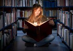 Libros con magia.