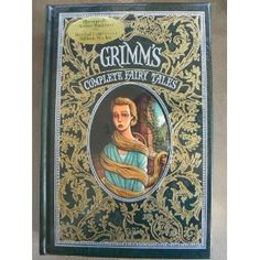 Grimm's Complete Fairy Tales (Barnes & Noble Leatherbound Classics Series)