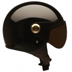 Casque Jet HEDON Dopa Signature Black