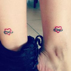 My mom and I finally did our mother daughter tattoo <3 9-13-13