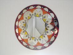 Mandala Mirror by karydeo