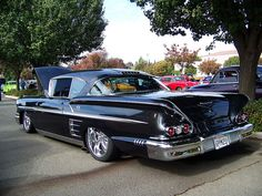 1958 Chevy  Impala by Bob the Real Deal, via Flickr