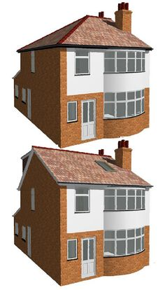 Essex Rooms experts in building loft conversions, house extensions and home improvements across Essex and London Loft Conversion Hipped Roof, Loft Conversion Plans, Loft Conversion Design, Loft Conversion Bedroom, Loft Conversions, 1930s House Extension, House Extension Plans, Roof Extension, Extension Google