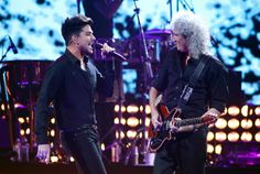 I'll get to see this LIVE in July! Yay for the Queen and Adam Lambert tour :)