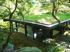 Russel Wright's historic woodland sanctuary reflects the splendor of its surroundings Russell-Wright-Kitchen – Inhabitat - Green Design, Innovation, Architecture, Green Building