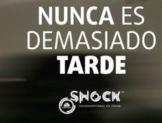 Nunca es demasiado tarde www.valencianashock.com