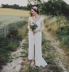 Tendance Robe du mariée 2017/2018  pretty bride shot by People Producciones