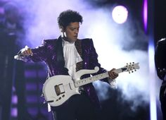 bruno mars as prince 2017 grammys | Watch: Bruno Mars, The Time pay tribute to Prince at the Grammy Awards ...