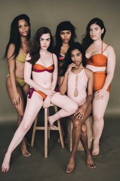 These Models Are Shining a Light on Body Diversity in Fashion, Starting With a Powerful Photo Shoot