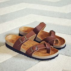 Birkenstock sandals from spool no 72