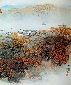 Paintings- Song Wenzhi