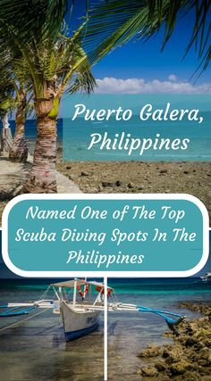 Scuba Diving in Puerto Galera, Philippines. The 40+ dive sites in Puerto Galera offer a varitey of dives for what ever you are seeking. Click to read more at http://www.divergenttravelers.com/recap-padi-advanced-open-water-course-puerto-galera-philippines/
