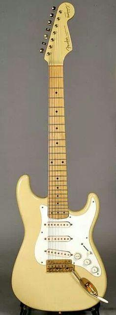 Fender Stratocaster 7 string for Alex Gregory.