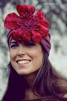 Tocado de boda - Wedding Headpiece