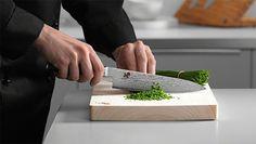 Brug af knive | kniv viden | MIYABI Sashimi