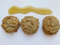 La D'or et d'érable: Sirop d'érable et beurre d'arachide Biscuits, Galette, Macarons, Muffins, Quinoa, Cookie Recipes, Deserts, Gluten, Pie