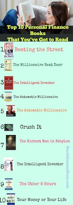 Personal Finance Tips: Are you looking for a great present or just want to learn more about taking control of your finances and save more on bugdet? These are the top ten personal finance books that you should have in your bookshelf. These are the best personal finance books