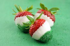 Cinco de Mayo Strawberries