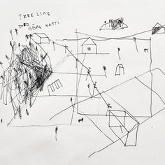 Eser Gunduz Outsider Art, Mark Making, Negative Space, Sketchbooks, Notebooks, Photo Art, Beautiful Things, Artworks, Sketches