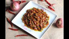 টমেটো ভর্তা রেসিপি | Tomato Vorta / Tomato Bhorta | Bangladeshi Vorta Re...