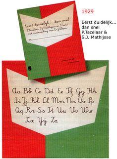 De schrijfmethode heb ik op de lagere school geleerd.....zo herkenbaar!