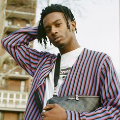 You're bound to fall in love with rapper Playboi Carti and his low-key style.