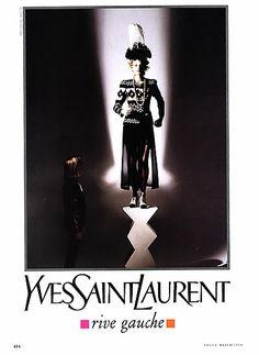 styleregistry: Yves Saint Laurent | Spring 1994