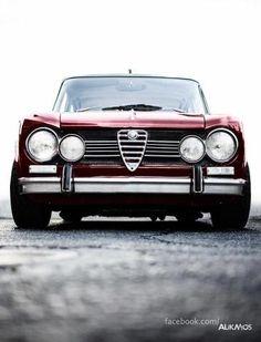 Alfa Romeo Giulia super ti
