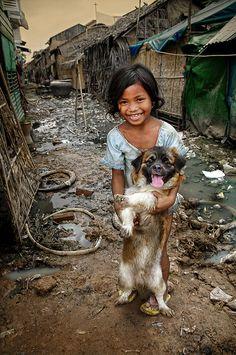 andong village - Cambodia