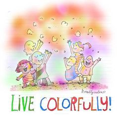 live colorfully everywhere with - photo #9