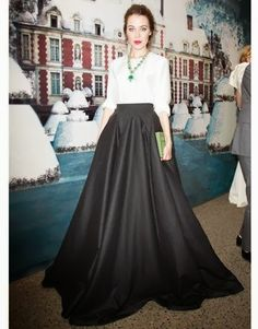 Look to Love: Beautiful Ball Skirts via La Dolce Vita