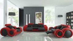 Muebles futuristas: quizá no sean muy útiles o cómodos, pero molan un montón