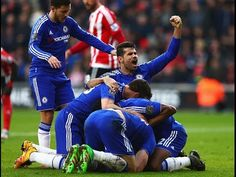 FOOTBALL: Southampton Vs Chelsea (1-2) ● Premier League 2015-2016 ● All Goals & Highlights ● Download Video | NaijaBeatZone