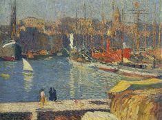 Port of Marseille, Henri Martin