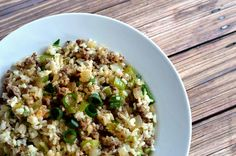 Don't sacrifice time or flavor on your next Cajun feast with this Easy Dirty Rice recipe!