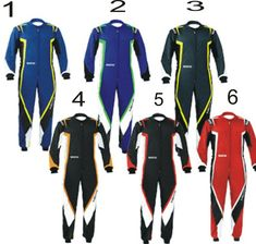 Go Kart Race SuitCIK FIA LEVEL II WITH DIGITAL SUBLIMATION PRINT