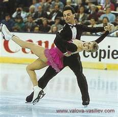 Canadian Ice Dancers - 1988 World and Olympic Bronze Medalists - Wilson & McCall