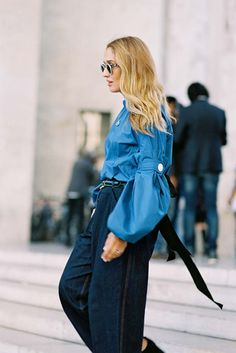 Paris Fashion Week SS 2017....Tiany