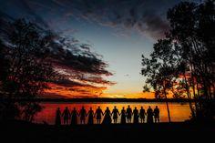 Noosa Wedding | Noosa North Shore | Sunshine Coast Weddings | Lake | Ceremony | Reception | Venue | Playback Studios